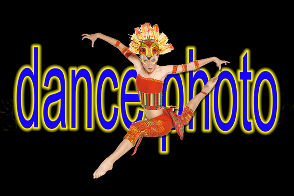 dancephoto Logo as PNG 600